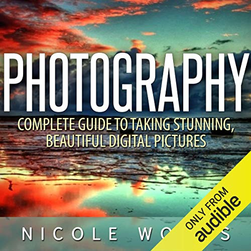 Photography audiobook cover art
