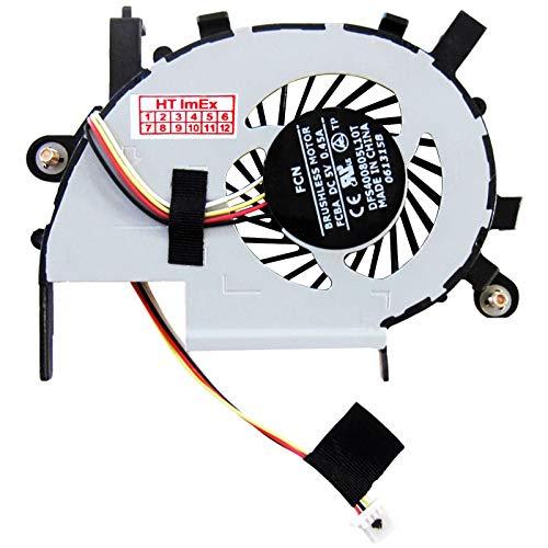(Links - Version GPU) Lüfter Kühler Fan Cooler kompatibel für Acer Aspire V5-573P-6896, V5-573G-74508G1Taii, V5-573P-9660, V5-573G-74508G1Takk, V5-573P-9899, V5-573G-74508G50aii, V5-573PG-74508G1Taii
