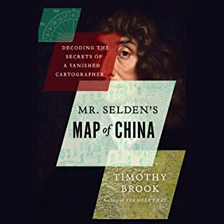 Mr. Selden's Map of China audiobook cover art