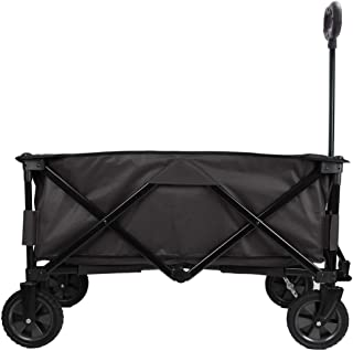 Best collapsible utility wagon beach cart w canopy Reviews