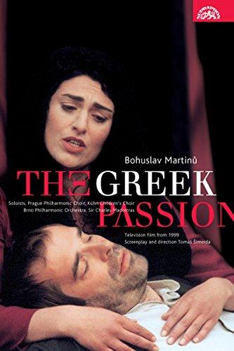 Martinu, Bohuslav - Die Griechische Passion