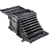 Pelican 0450 Mobile Tool Chest With 6 Shallow 1 Deep Drawers Gen 2