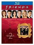 Friends: The Complete Second Season (2 Blu-Ray) [Edizione: Stati Uniti] [Francia] [Blu-ray]