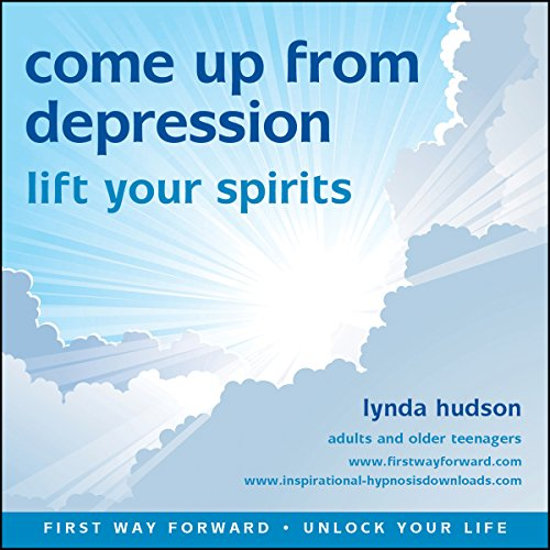 Come Up from Depression audiobook cover art