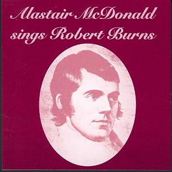 Sings Robert Burns
