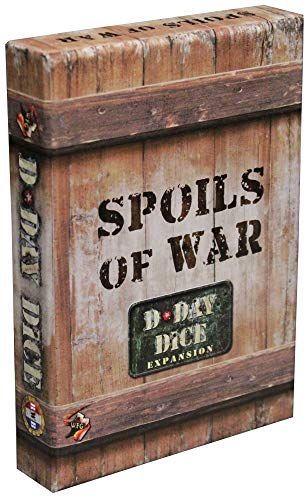 Word Forge Games D-Day Dice - Spoils of War Exp., Multi