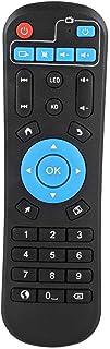 جهاز تحكم عن بعد لـ T95Z Plus T95U Pro T95V Pro Q Plus QBOX، جهاز تحكم عن بعد للتلفزيون 8M، 6 * 1.7 * 0.8 بوصة مجموعة استب...