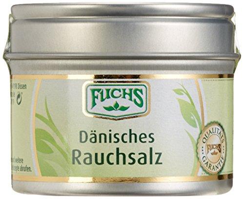 Fuchs Dänisches Rauchsalz, 3er Pack (3 x 120 g)