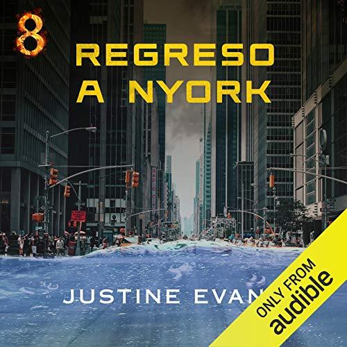 NYORK (Spanish Edition) audiobook cover art