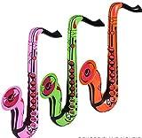 Rhode Island Novelty Saxophones Inflatable (Dozen)