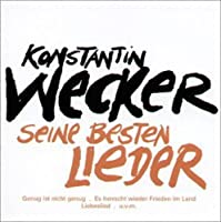 Konstantin Wecker-Seine Beste