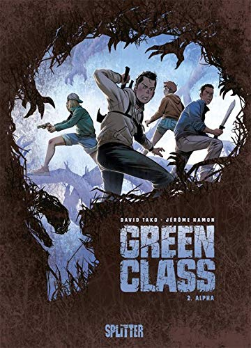 Green Class. Band 2: Alpha