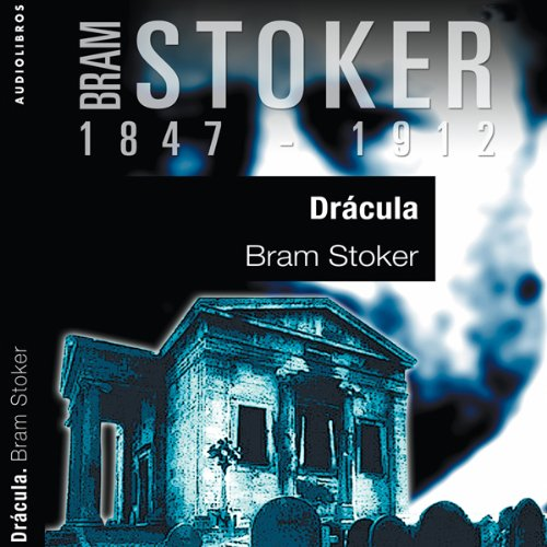 Drácula I audiobook cover art