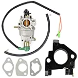 Buckbock Carburetor Carb for Wen Power Pro 56551 56680 56682 5500 6800 7000E 9000E R390 Generator