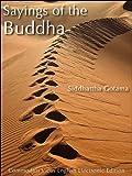 Sayings of the Buddha (Translation) (English Edition)