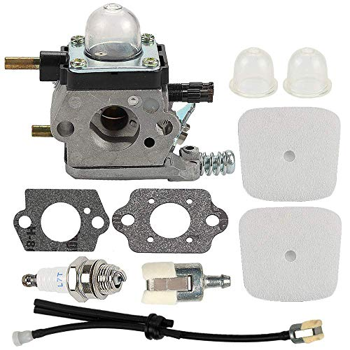 Purchase Xigeapg Carburetor with Air Filter Repower Kit for 2-Cycle Mantis 7222 7222E 7222M 7225 723...