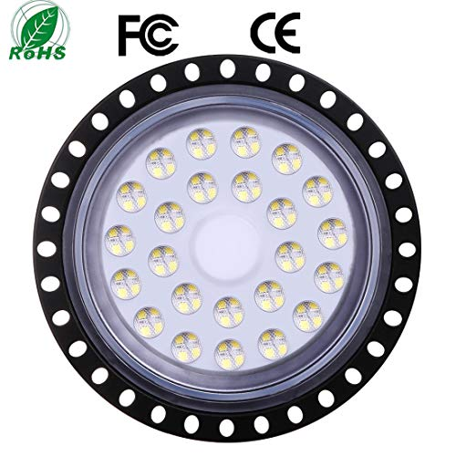 XYD 100W UFO LED Iluminación Para Talleres High Bay Light