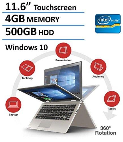 Compare Toshiba Satellite Radius 11.6 (Satellite Radius 11.6) vs other laptops