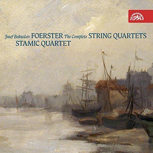 Jana Boušková, Jiří Hudec, Stamic Quartet