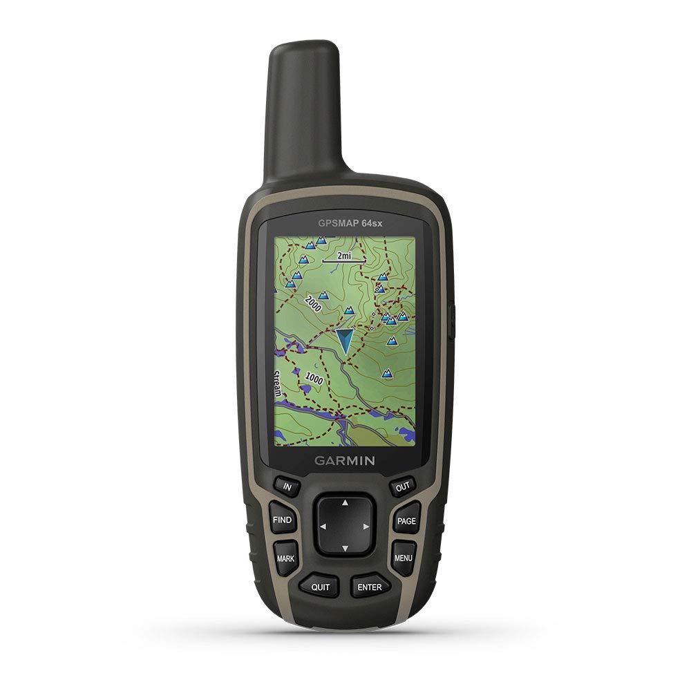 Garmin Handheld Altimeter Preloaded TopoActive