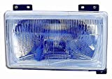 Reflector derecho para Fiat Ducato modelos de 1984/01 a1990/04, Fiat Ducato modelos de 1990/06a1993/12, referencia 30170
