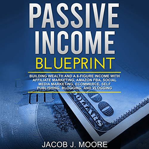 Page de couverture de Passive Income Blueprint