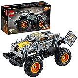 LEGO 42119 Technic Monster Jam Max-D, Modelo 2 en 1, Camión de Juguete o Quad Bike, Set de Construcción
