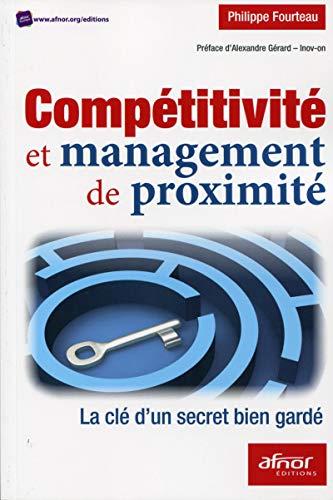 Qlo Ebook Competitivite Et Management De Proximite La Cle D