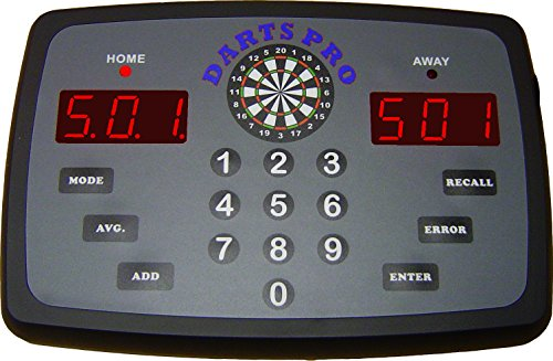 Darts Pro Elektronische Anzeigetafel