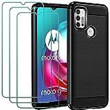 ivoler Hülle für Motorola Moto G30 / G20 / G10 mit 3