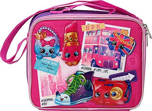 Global Design Shopkins Soft Lunch bag
