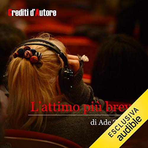 L'attimo più breve audiobook cover art