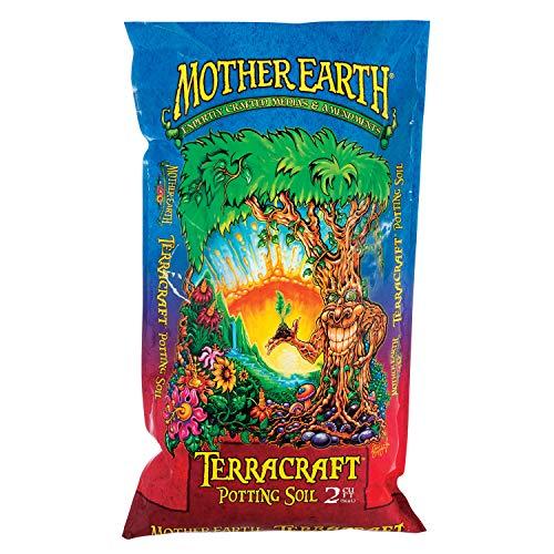 Mother Earth Terracraft Potting Soil, All Purpose Potting...