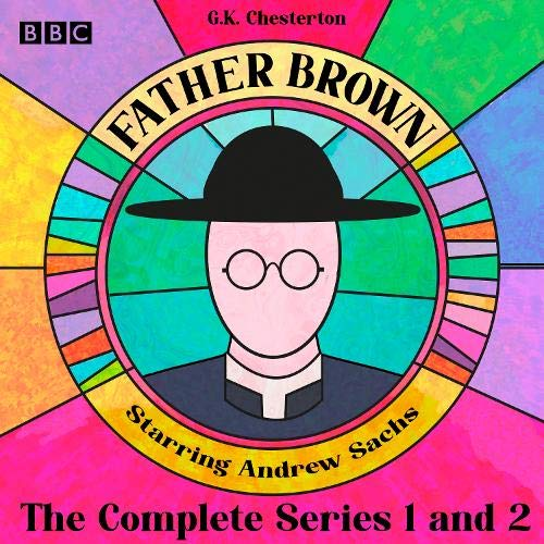 Father Brown: The Complete Series 1 and 2 cover art