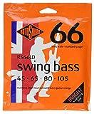 Rotosound Stainless Steel Standard Gauge Roundwound Bass Strings (45 65 80 105)