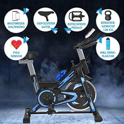 Fitness Trainingsrad ArtSport Speedbike RapidPace Bild 5*