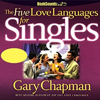 The Five Love Languages for Singles audiobook cover art