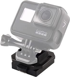 4 Accessoires pour appareils Photo Gwendoll GoPro Quick-Release Buckle Boucle de Fixation de Base pour Montage sur tr/épied pour Go Pro Hero 2 3 3