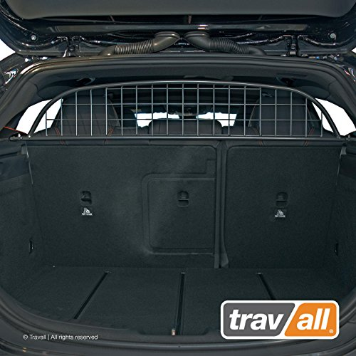 Travall® Guard Hundegitter TDG1507 - Maßgeschneidertes Trenngitter in Original Qualität