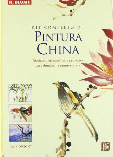 Kit completo de pintura china: 71 (Artes, técnicas y métodos)