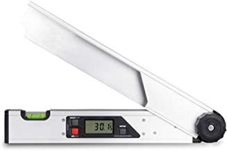 GemRed Digital Angle Finder (490mm(Accuracy 0.1degree Crown Molding Calculation)