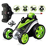 RC Car for 3-7 Year Old Boy,Remote Control Truck Radio Controlled Vehicle for Age 3-7 Boys Birthady Gifts for Toddler