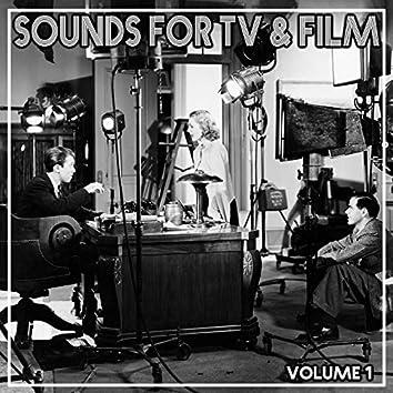 Sounds For TV & Film, Vol. 1