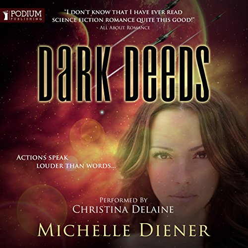 Dark Deeds audiobook cover art