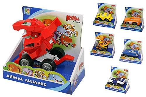 Kidz Corner Animal Transformers embrague, multicolor, 439419 , color/modelo surtido