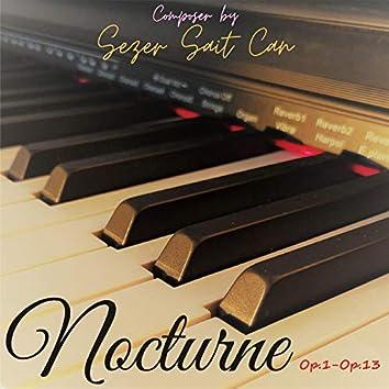 Nocturne (Op.1-Op.13)