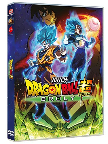 Dragon Ball Super: Broly - Il Film (Dvd) ( DVD)