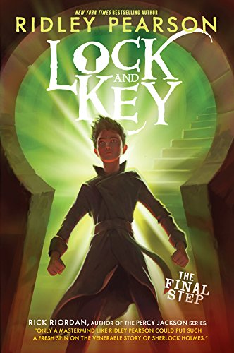 Lock and Key: The Final Step: 3