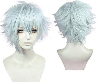 耐熱コスプレウィッグ 二番目の城 カドック・ゼムルプス Fate/Grand Order フェイト Fate/GO FGO コスチューム 仮装 wig +おまけ2点