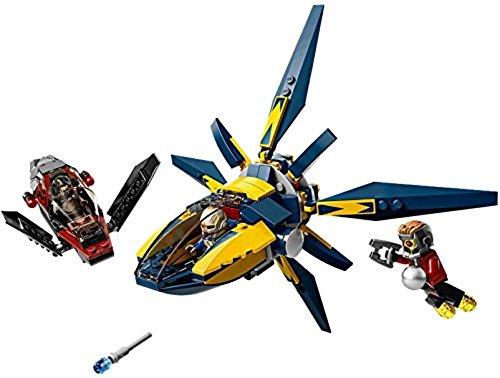 LEGO Super Heroes - Guardianes de la Galaxia, Combate contra el Destructor...